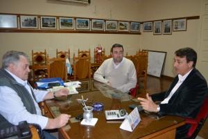 El Intendente recibió al Diputado Provincial2
