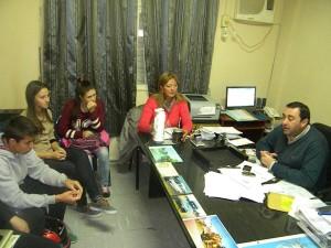 Reunion Semana del Estudiante 20152