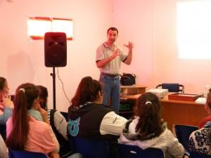 Agradecimiento Escuela Técnica y Charla sobre Meteoritos3