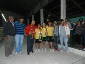 Exitoso Torneo Provincial de Bochas 3
