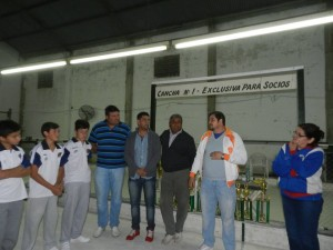 Exitoso Torneo Provincial de Bochas 4