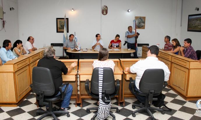 2Sesión Especial en el Honorable Consejo Deliberante