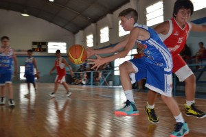comienza el mini basquet en VFBC3