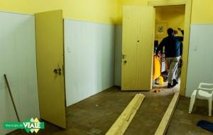 Construcción de nuevas oficinas en el Área de Producción3