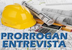 Prorrogan #EntrevistaLaboral