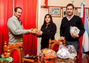 El Municipio colabora con el deporte local