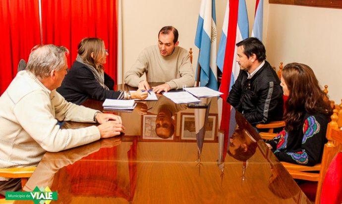 El Municipio de Viale busca refuncionalizar...