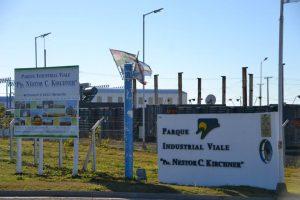 parque  industrial viale