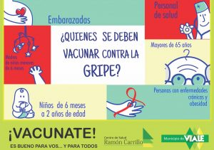 vacunate gripe