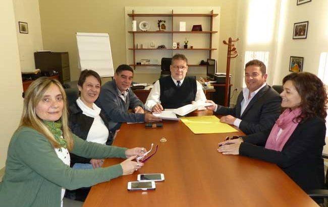 Donaron terrenos para la construcción de viviendas sociales en Seguí