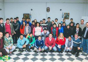 Estudiantes secundarios visitaron el Concejo Deliberante