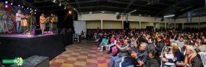 La emoción coronó el II Encuentro de Música y Danza