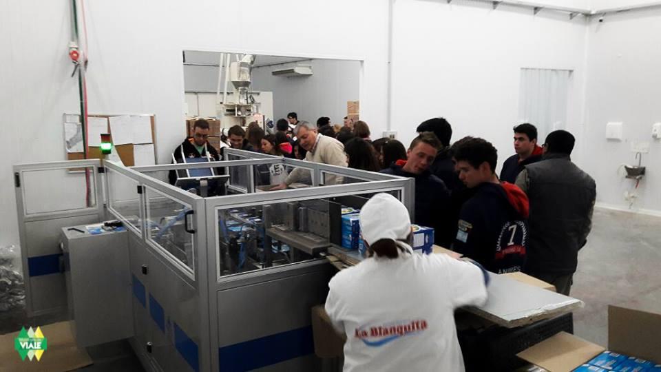 Escuelas visitaron el Parque Industrial3