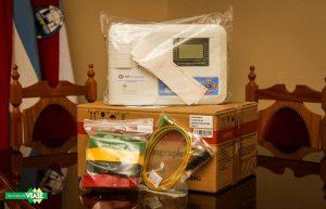 Viale. Como la Provincia no respondió un pedido, el Municipio adquirió un Electrocardiógrafo para el Centro de Salud2