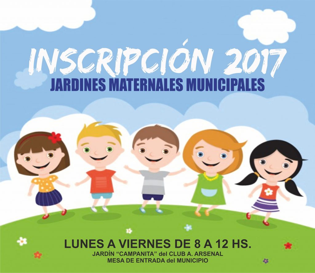 Viale abre la inscripci n 2017 para jardines maternales for Inscripcion jardin maternal 2016 caba