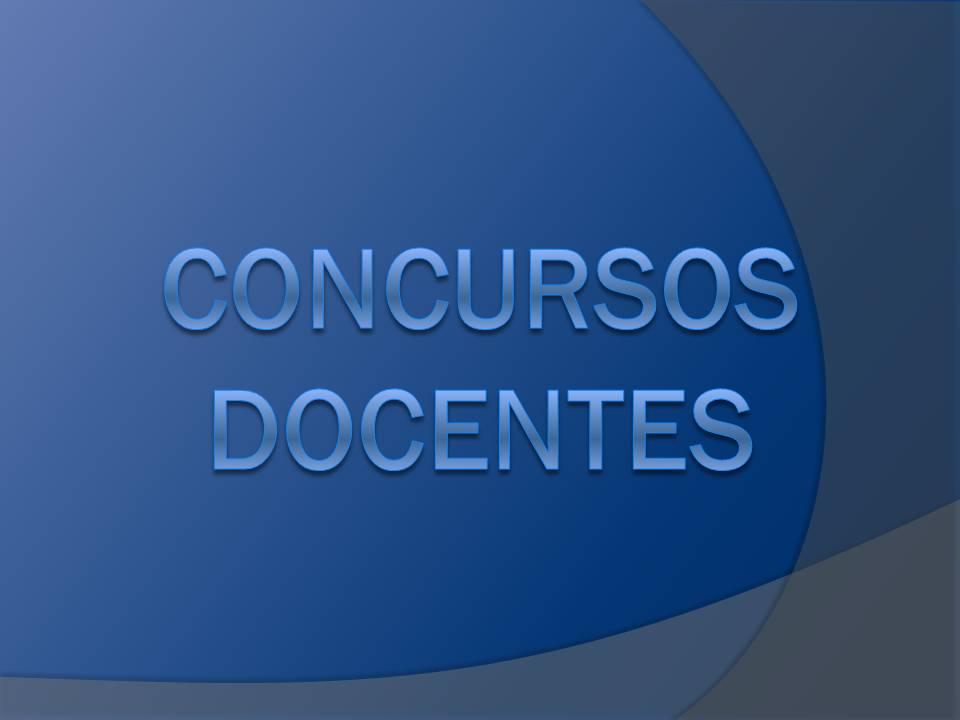 Concursos docentes nuevazona for Concurso docentes 2017